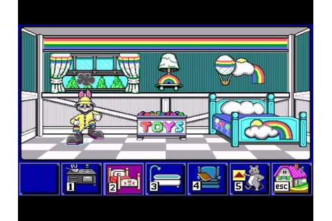 Reader Rabbit: Ready for Letters - MAC - Part 2 - YouTube