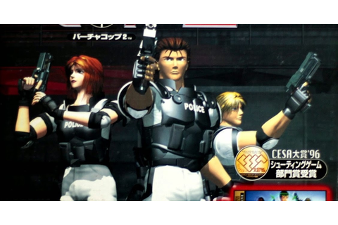 Virtua Cop 2 - Full Version Game Download - PcGameFreeTop
