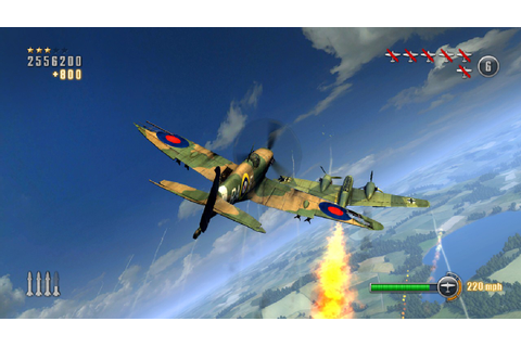 Dogfight 1942 flies later this year to XBLA, PSN and Steam