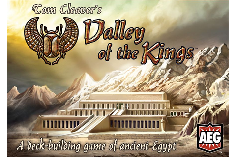 Valley of the Kings | Board Game | BoardGameGeek