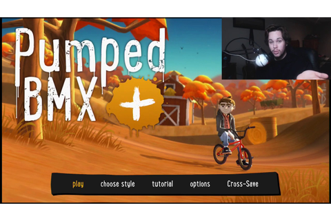 The Best Pumped BMx Game? Pumped BMX+ - YouTube