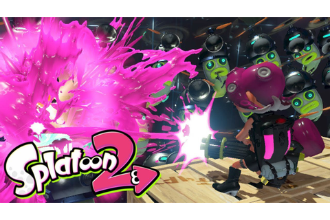 Splatoon 2 Octo Expansion DLC NEW Gameplay Details ...