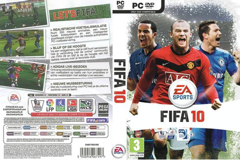 Download FIFA 10 Full PC Game With New Mediafire Links ...
