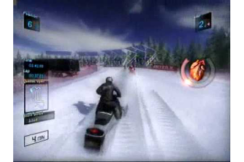 Ski Doo : Snowmobile Challenge Video Review - Xbox 360 ...