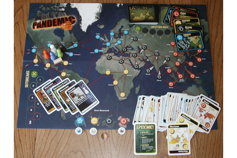 Pandemic: First Plays, First Thoughts « Thoughts From The ...