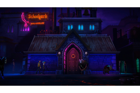 New Screenshots for Afterparty | GameGrin