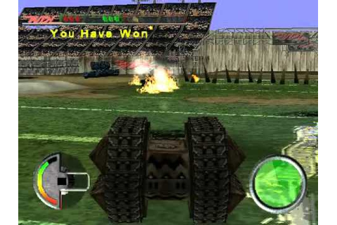 World Destruction League: Thunder Tanks (PlayStation One ...