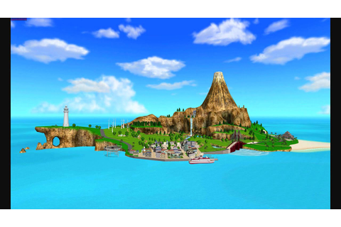 Pilotwings Resort - gamerip soundtrack - YouTube