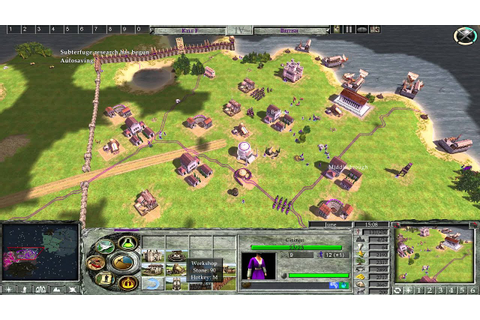 Empire Earth 2 Gold Edition Gameplay - YouTube