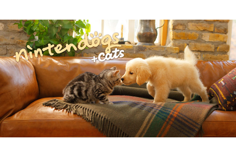 nintendogs + cats: French Bulldog & New Friends | Nintendo ...