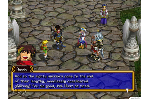 Grandia 2 Screenshots, Pictures, Wallpapers - PC - IGN