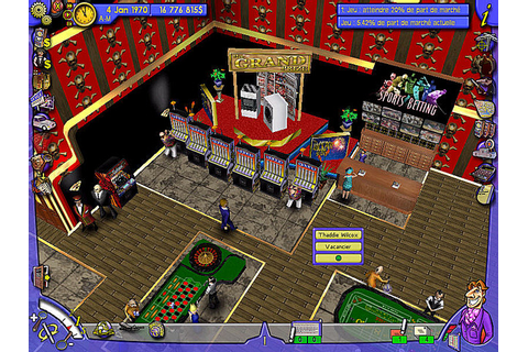 Casino Inc Simulation Game 50% Off in Steam Holiday Sale