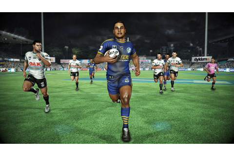 Rugby League Live 2: World Cup Edition (PS3) | The Gamesmen