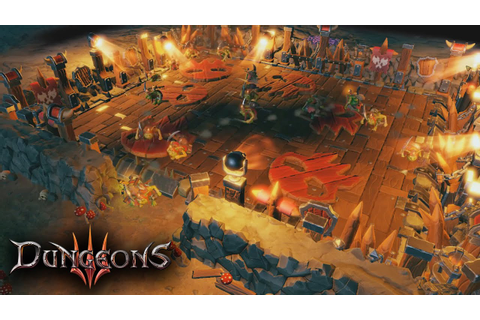 Dungeons 3 - Gameplay Trailer - YouTube