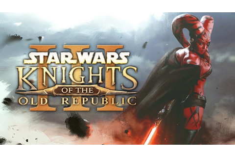 Star Wars : Knights of the Old Republic - Original Xbox vs ...