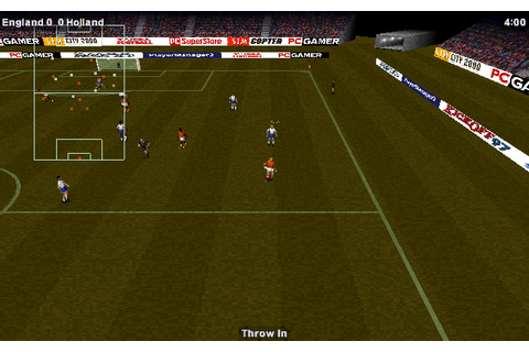 Abandonware Games / Kick Off 97