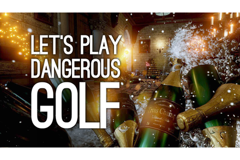 Dangerous Golf Gameplay: Let's Play Dangerous Golf on Xbox ...