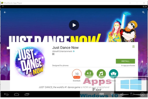 Just Dance Now for Windows 10 PC and Mac | Apps For Windows 10
