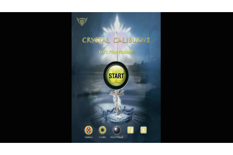 Crystal Caliburn on Qwant Games