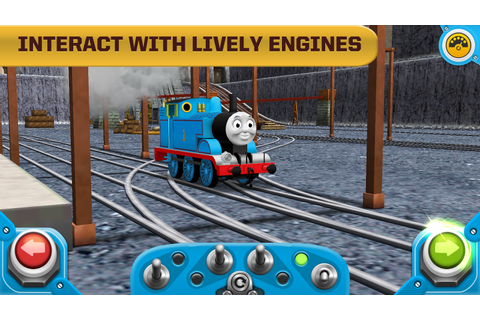 Thomas & Friends: Race On! - Android Apps on Google Play