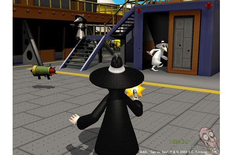 Spy vs. Spy (Original Xbox) Game Profile - XboxAddict.com