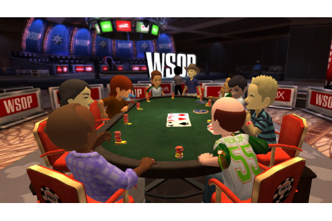 World Series of Poker: Full House Pro coming to XBLA ...