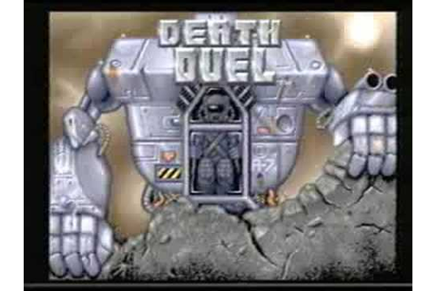 Classic Game Room - DEATH DUEL review for Sega Genesis ...