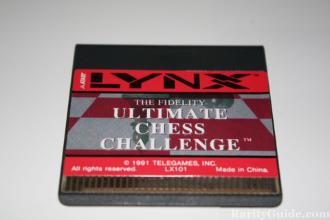 RarityGuide.com Museum: Video Game Handhelds » Atari Lynx ...