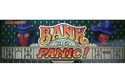 Bank Panic - Videogame by Sega