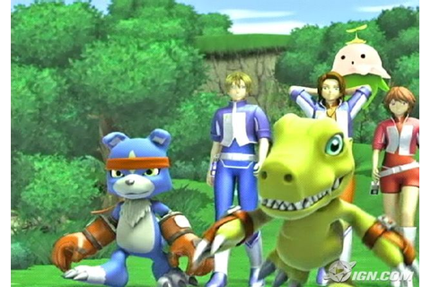Digimon World Data Squad PS2 ISO – PPSSPP PS2 APK Android ...