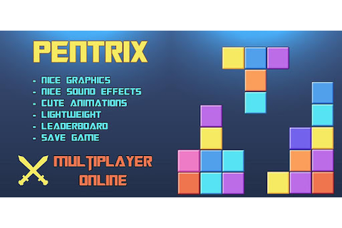 Download Blocktrix Puzzle TetriNET Battle APK for Android ...