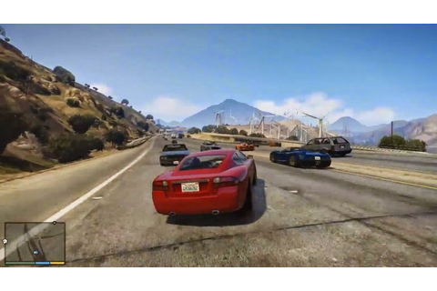 Grand Theft Auto 5 | GTA V Free Game Download