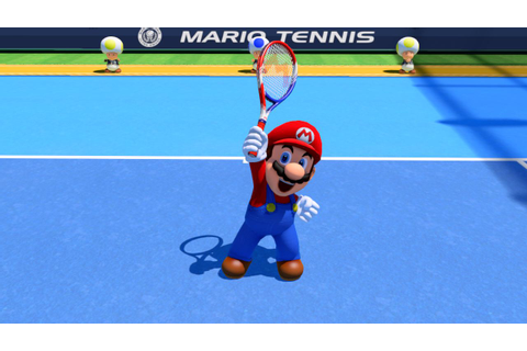 [Brief] Mario Tennis: Ultra Smash - New screenshots ...