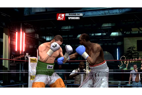 Don King Presents Prizefighter - Career Mode part 6 - YouTube