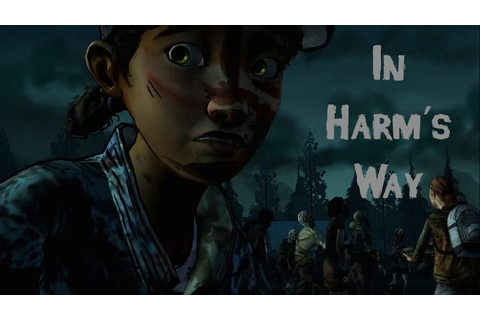 The Walking Dead: Season Two Episode 3 - In Harm's Way ...