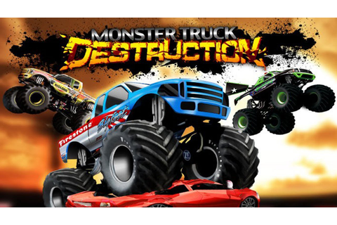 Monster Truck Destruction™ - Universal - HD Gameplay ...