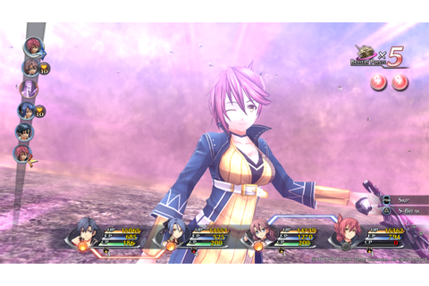 The Legend of Heroes: Trails of Cold Steel II PS4 Review ...