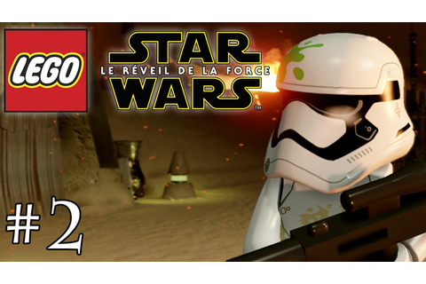 LEGO Star Wars Le Réveil de la Force FR #2 - YouTube