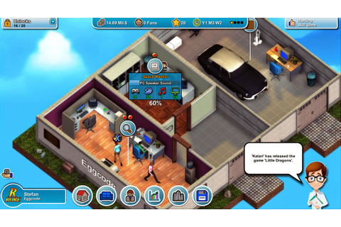 Mad Games Tycoon - Welcome To Games4old