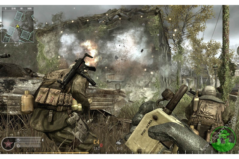 Call of Duty 4: Modern Warfare (COD4 MW) - Download Free ...