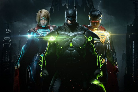 'Injustice 2' mobile game now available for download ...