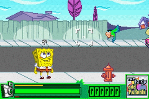 Play Nicktoons - Freeze Frame Frenzy Nintendo Game Boy ...