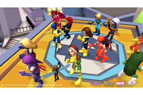 Marvel Super Hero Squad Online (Review) - Online Travel News