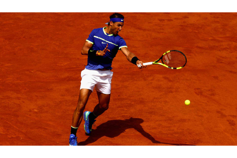 If Rafa 2007 Played Rafa 2017... | Talk Tennis