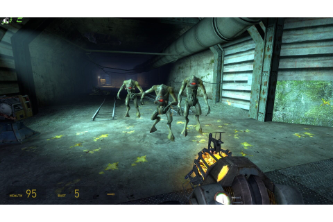 Half Life 2 Episode One PC Game Free Download [MULTi18]