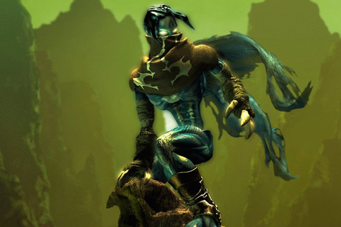 Soul Reaver was originally conceptualized as a new IP ...