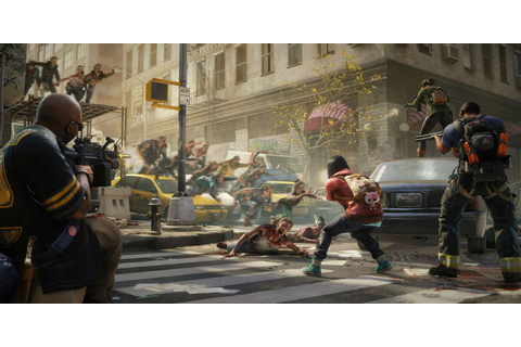 World War Z Video Game Avoids Overkill's Walking Dead Failures