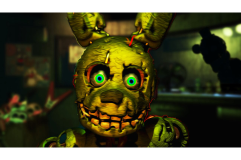 FRESH NEW HELL | Five Nights At Freddy's 3 - Part 1 - YouTube