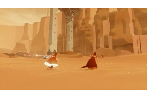 Journey (2012 video game) - Wikipedia