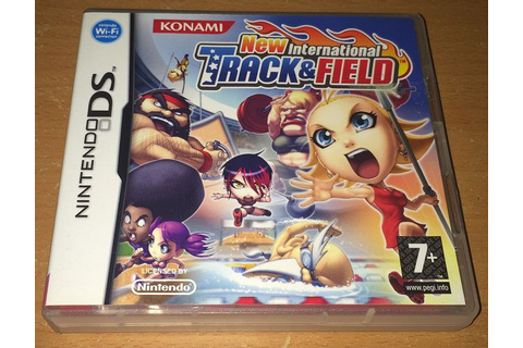 Buy New International Track & Field for the Nintendo DS